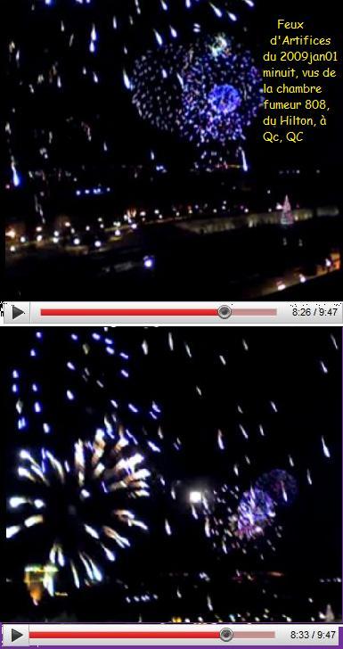 watch quebec 2009jan01 fireworks in new window